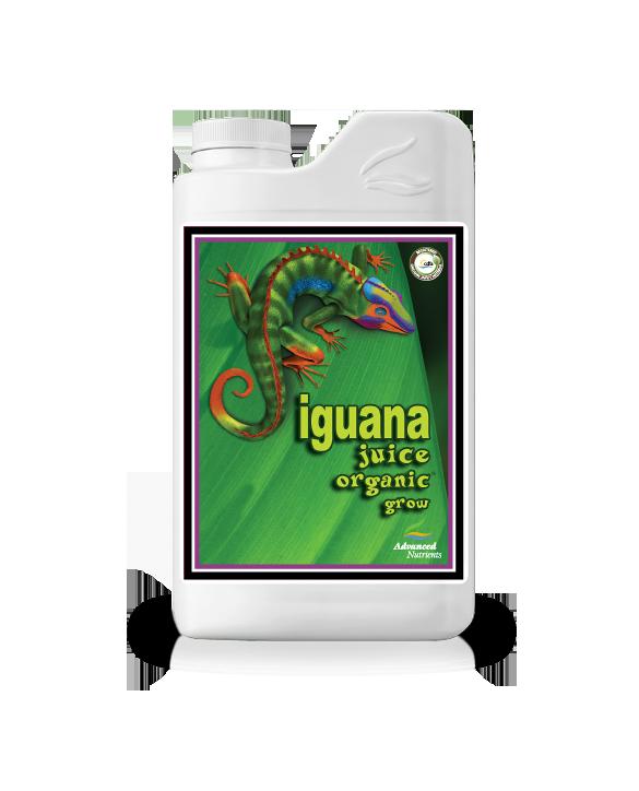 Advanced Nutrients Iguana Juice Organic Grow 1L