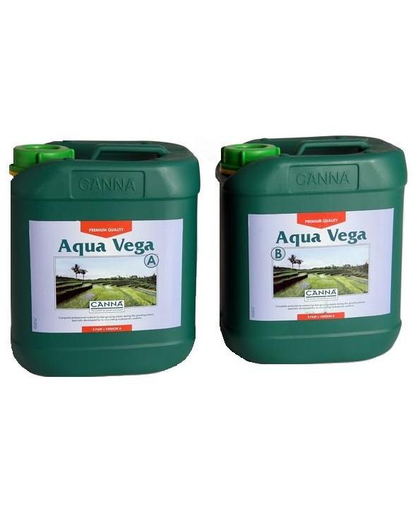Canna Aqua Vega A+B 2x5L