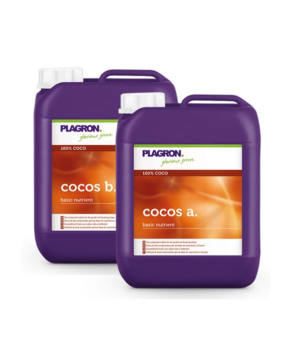 copy of Plagron Cocos A+B 2x1L