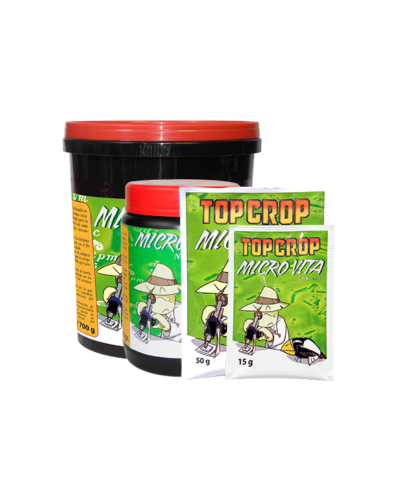 copy of Top Crop Micro Vita 15g