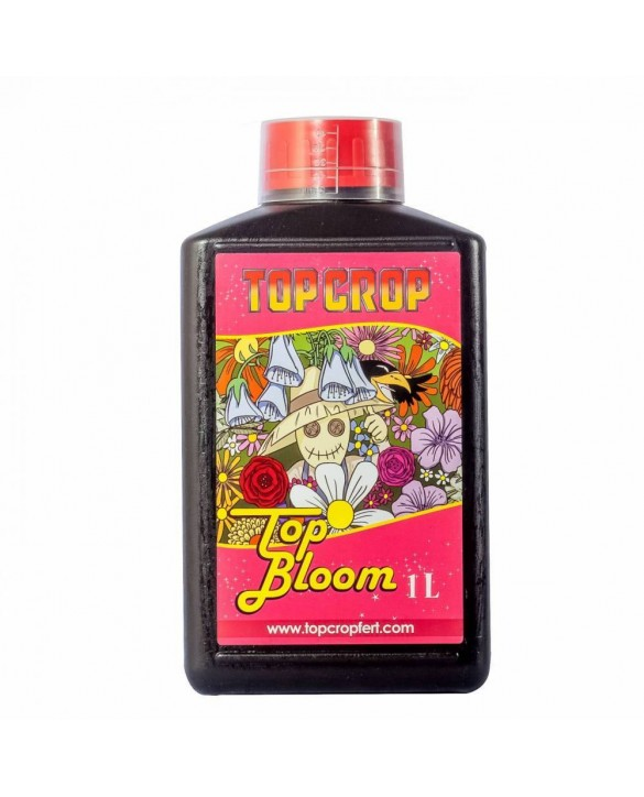 Top Crop Top Bloom 1L
