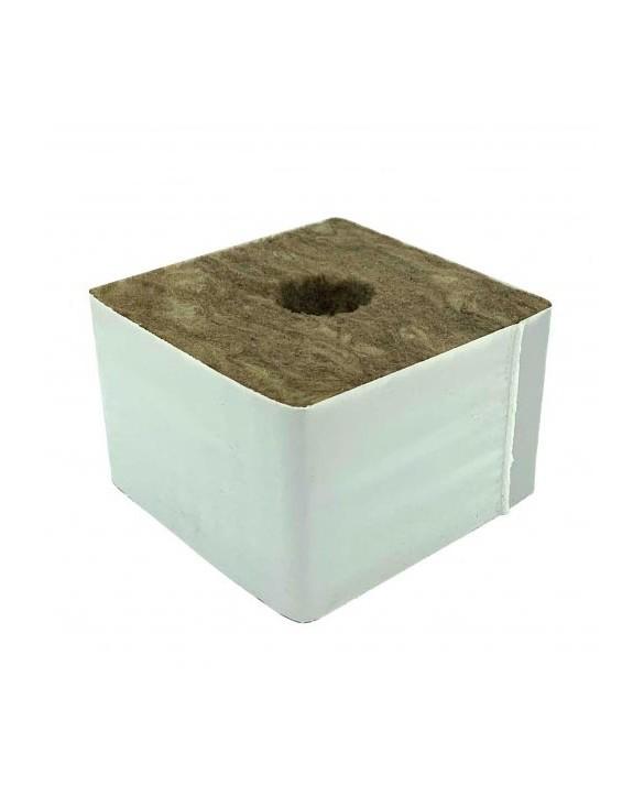 Kamena volna 7,5x7,5x6,5cm - velika luknja 224kos