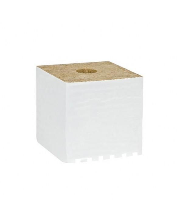 Kamena volna 10x10x6,5cm - majhna luknja 120kos