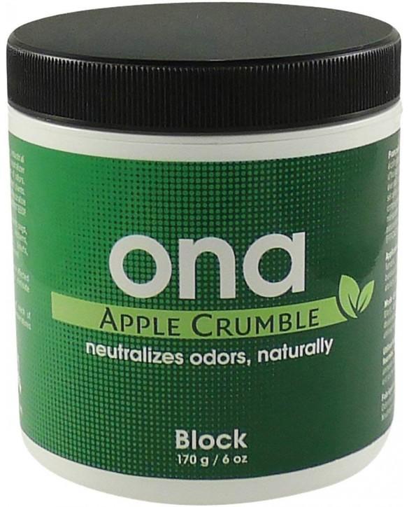 ONA Block Apple Crumble 170g